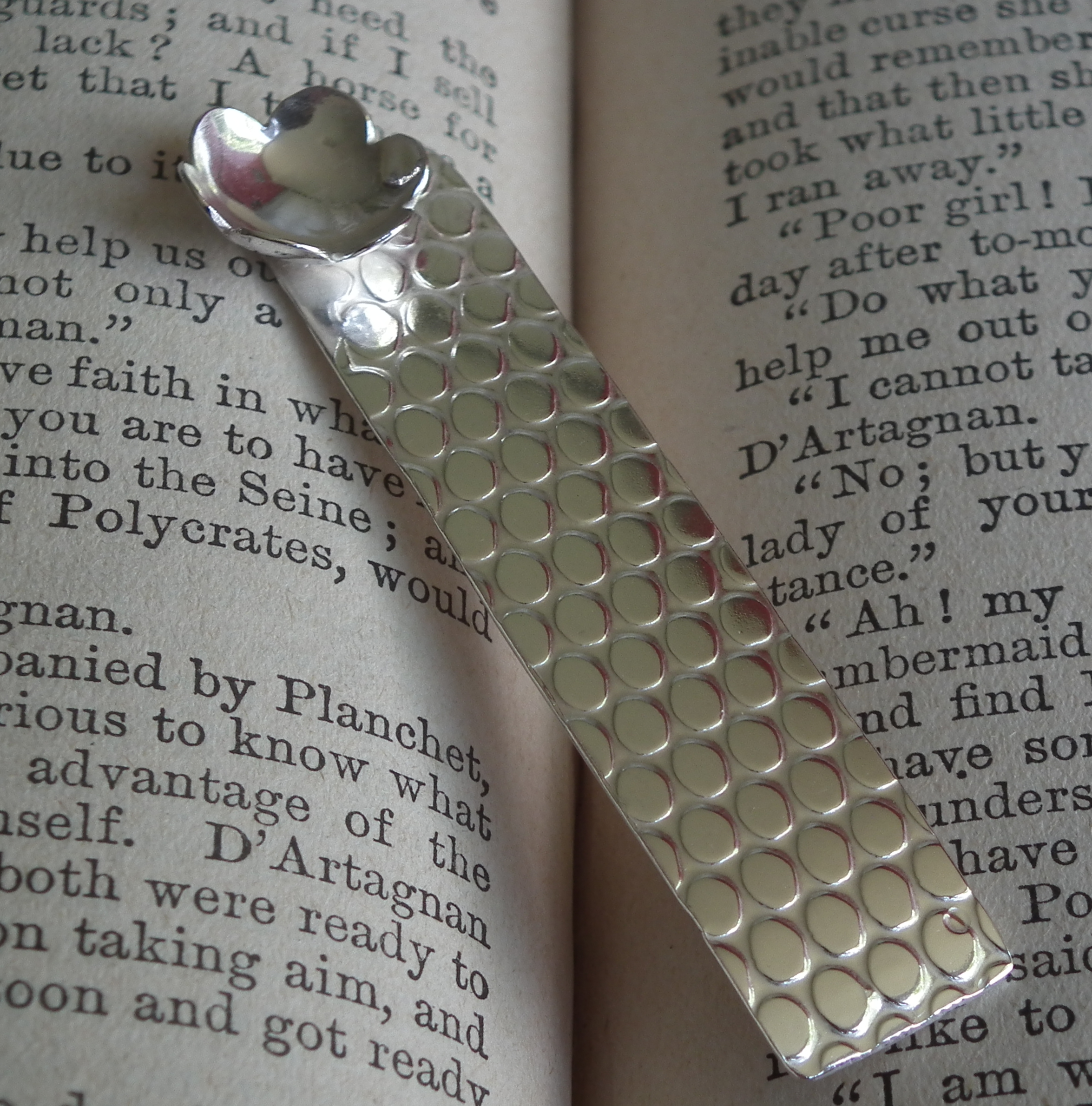 Textured Bookmark