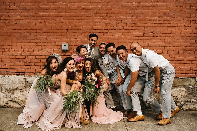 Choosing Your Bridesmaids And Groomsmen