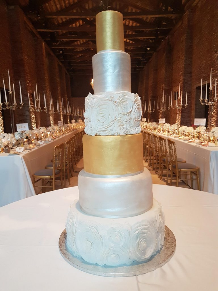Destination weddings - venice, italy, cakes