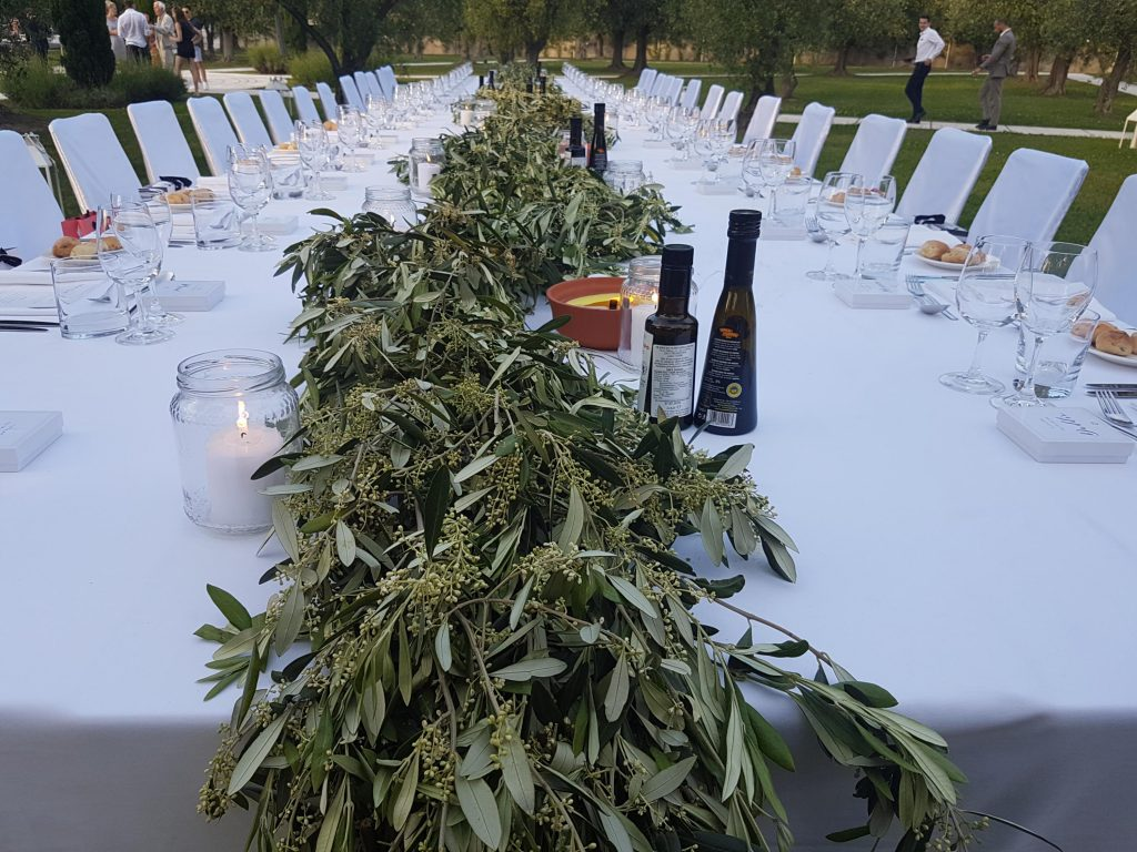 Destination weddings - venice, italy, olive branches