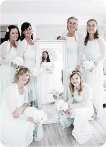 Bridesmaid Rules - support group