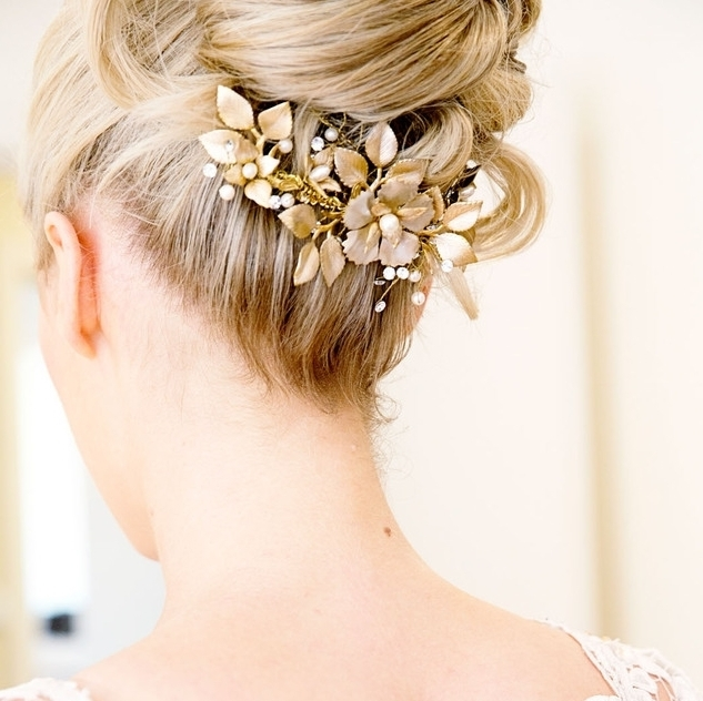 Wedding accessories - Fiorentina comb by Stephanie Browne