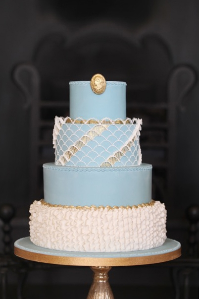 Wedding Cake - La Belle Cake Company