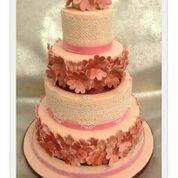 Wedding Cake - Leigh Smith