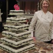 Wedding Cake - Leigh Smith Cakes