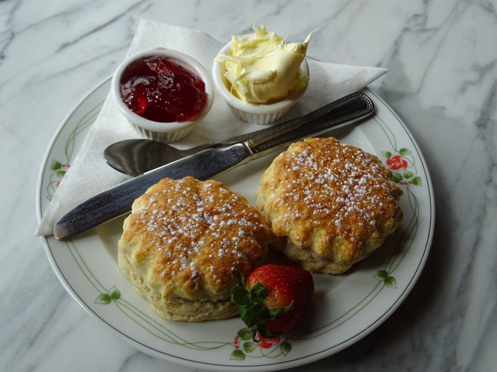 Food Bars Cream Tea