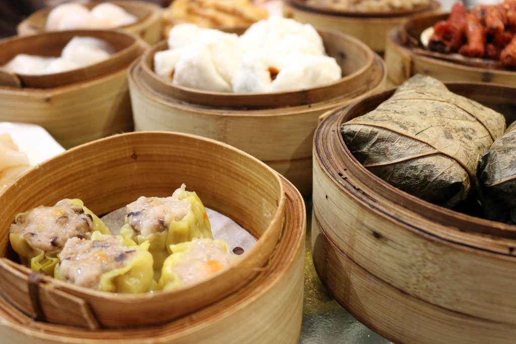 Food Bars Dim Sum