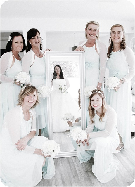 maid of honour - bridesmaids